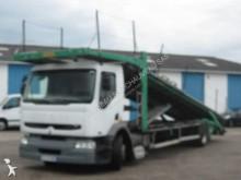 camion pentru transport autovehicule Renault