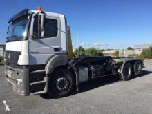 Mercedes hook lift truck