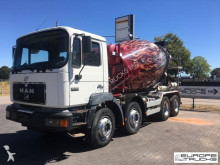 camion MAN 32.293 Liebherr 9M3 - Full Steel - Manual gearb