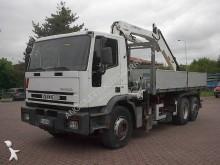 used three-way side tipper truck