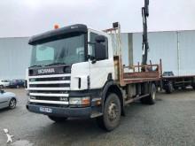 camion Scania P 114 CB 340