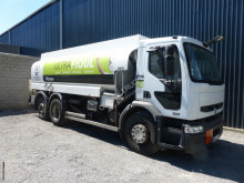 Renault chemical tanker truck
