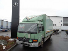 Mercedes Atego 818 L Koffer LBW Navi Klima AHK Euro 3 truck