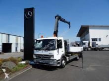 Mercedes Atego 1222 Pritsche/Kran Hiab 088 truck