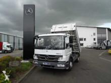 Mercedes Atego 1218 K 4x2 Meiller Kipper Klima 2xAHK EU5 truck