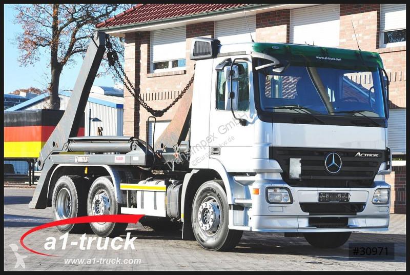 Camion Mercedes 2536, Hiab Multilift, Lenkachse, HU 11/2019 NEU