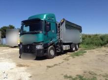 Renault cereal tipper truck