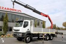 ciężarówka Renault Kerax