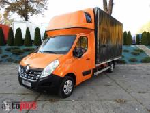 Renault MASTERPLANDEKA WINDA 8 PALET WEBASTO KLIMA TEMPOMAT PNEUMATYKA truck