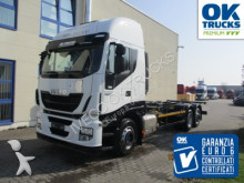 camion Iveco Stralis AS260S48Y/FP CM (Euro6 Intarder Klima)