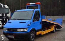 ciężarówka Iveco DAILY 50C12 AUTO LAWETA KLIMA MAŁY PRZEBIEG