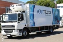 DAF multi temperature refrigerated truck