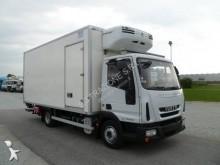 Iveco multi temperature refrigerated truck