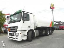 Mercedes Actros 2544 L6x2 Tankwagen A1+A3 Esteter Tank 08 truck
