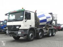 Mercedes Actros 3236 B 8x4 Betonmischer Stetter truck