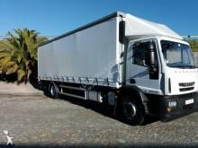 Iveco tautliner truck