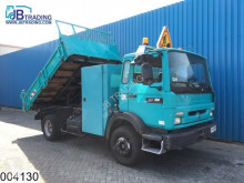 camion Renault Gamme M 180 Steel suspension, Manual
