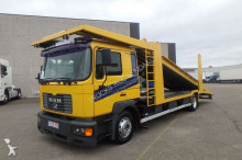MAN Autotranspoter 280 + manual + pto truck