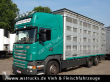 camion Scania R 440 Topline KABA 4 Stock Hubdach