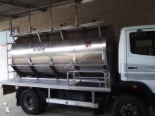 camión cisterna alimentario Mercedes