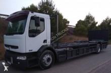 Camión caja abierta Renault Premium 210.19