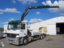 Mercedes 2231 heavy equipment transport