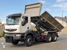 ciężarówka Renault KERAX 410 DXI /BORTMATIC/2 SIDED MEILLER KIPPER