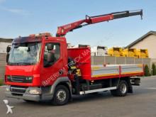 DAF LF 45.220 / 4X2 / CRANE FASSI F65 / MANUAL / truck