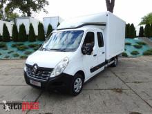 ciężarówka Renault MASTERDOKA KONTENER 7 MIEJSC KLIMA TEMPOMAT PNEUMATYKA [ 0541 ]