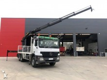 Mercedes standard flatbed truck