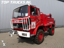 camión Renault 85.150 feuerwehr - fire brigade - brandweer - water tank