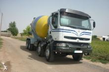 Camión hormigón cuba Mezclador Renault CAMION HORMIGONERA RENAULT 420 8X4 2004 1