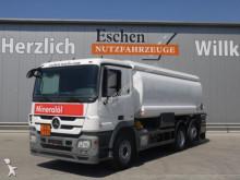 Mercedes Actros 2536 Esterer A3, Oben+Unten, Anhg.bef. truck