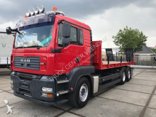 MAN container truck
