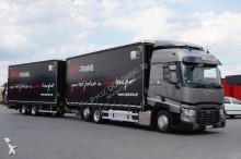 ciężarówka Renault T 460 / EURO 6 / ZESTAW 120 M3 / JAK NOWY