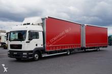 ciężarówka MAN TGL / 12.250 / E 5 / ZESTAW PRZEJAZDOWY 120 M3