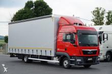 ciężarówka MAN TGL / 12.220 / EURO 6 / FIRANKA / 20 PALET MANUAL