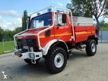 Mercedes Unimog U-1500 truck