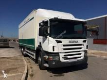 camião furgão polifundo Scania