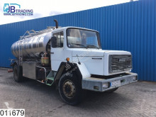Iveco 190 20 11000 Liter RVS Milk Tank, Steel suspension, Hub Reduction truck
