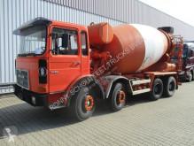 camion MAN 30.291 8x4 BB 30.291 8x4 BB 6-Zylinder, Stetter 9m³