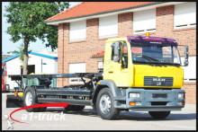 MAN LE 18.280, Wiesel WBH Umsetzer Rangierer 1204 Bstd !! truck
