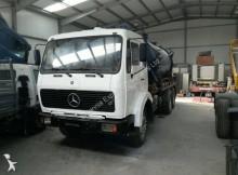 Mercedes vacuum truck