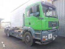camion MAN TGA 410 A /6x2 26.410/6x2BL,Meiller RK 20.65