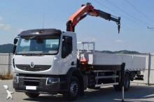 Camión caja abierta Renault Premium 280