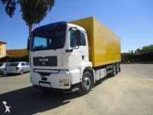 Camión furgón MAN TGA 26.360
