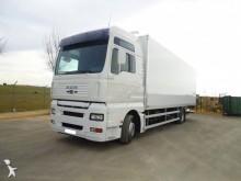 Camión furgón MAN TGA 18.430