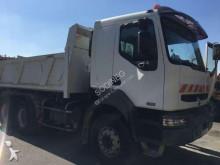 Renault construction dump truck