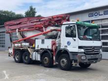camion Mercedes Actros 3241 8x4 EURO5 Pumi Putzmeister 24m