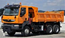 ciężarówka Renault Kerax 410 Kipper 5,20m + Bordmatic*6x4!